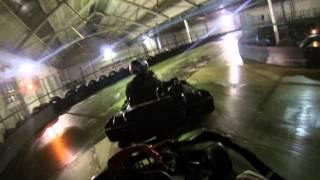 Eastleigh Team sport unlimited go karting 29/09/13
