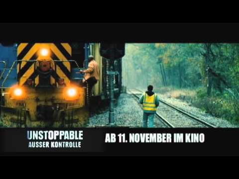 Unstoppable Trailer 3 german