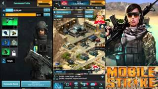 Mobile Strike -Episode 7- 1 Million Power, Investing Your Gold