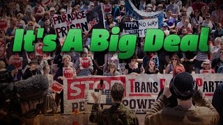 TPP Trade Agreement Finalized: Corporations Agree On How To Best Screw Everyone...