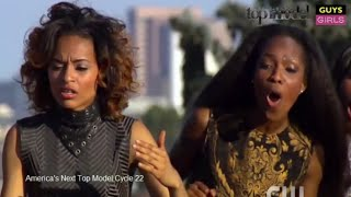 america s next top model cycle 22 the guy who gets shipped out trailer