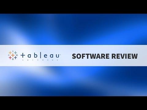 Tableau Software Demo