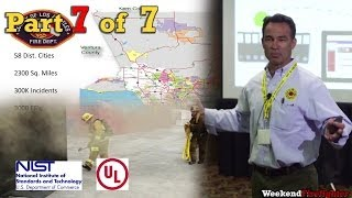 Part 7 of 7: (Organizational Change) NIST & UL Research on Fire Behavior