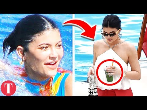 Kylie Jenner Lavish Birthday Trip On $250 Million Dollar Yacht