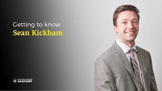Sean Kickham, Data Science Manager at PwC