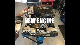 1986 Mustang GT Project - New Engine! and '89 GT Donor car - Engine Swap Part 1