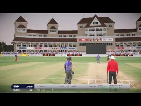 DBC 17 - Spin Bowling Career ep. 47 (Caribbean T20 Round 5)