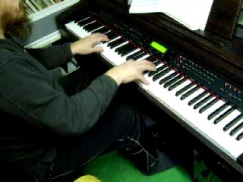 Sylvian Joululaulu - piano Esittää : Pasi Viheraho - YouTube