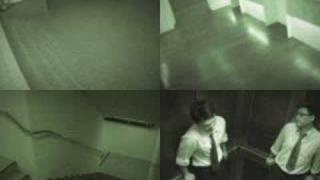升降機鬧鬼 a ghost in the elevator 不是上海福士廣場