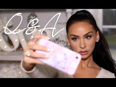 Q&A | NEW PALETTE? LIFE AFTER DEATH? | Carli Bybel