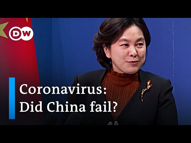 Independent panel says China could've avoided the coronavirus pandemic   DW News
