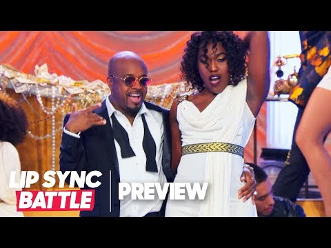 """Jermaine Dupri is All Swag on Mariah Carey's """"Shake it Off"""" 