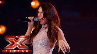 Will Simon be Happy with Holly Johnson | The X Factor UK 2015