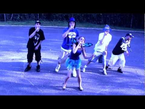 My World Is Blue - White Trash Clan Official Video