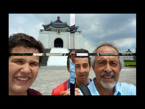 CHIANG KAI-SHEK  MEMORIAL  HALL,  TAIPEI / TAIWAN