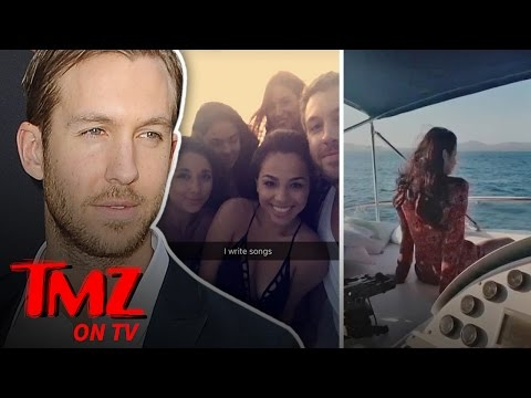 Calvin Harris Is Only Dating Regular Girls Now | TMZ TV