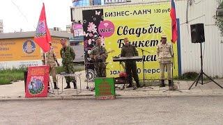 Афганские песни, г Тольятти, мини рынок Каретный двор. 19 августа 2015 г(Видео снято 19 августа 2015 года, г Тольятти ул Тополиная на мини рынке