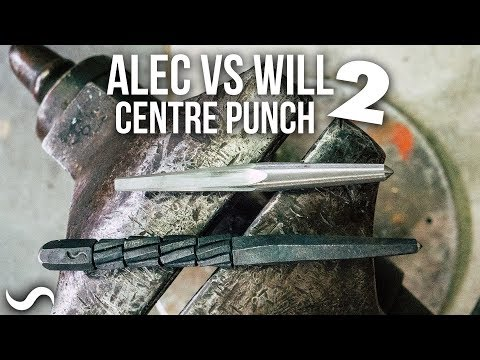 CENTRE PUNCH MAKING COMPETITION!!! Steele Vs. Stelter: 2