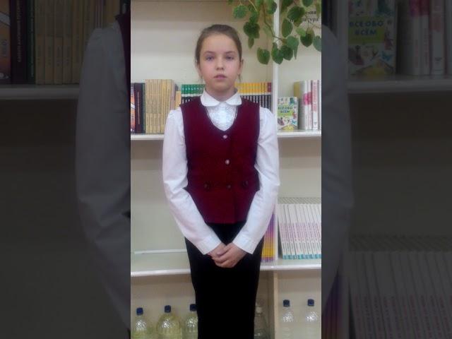 Изображение предпросмотра прочтения – ЛюбовьКарюкова читает произведение «Колыбельная песня Асе» М.И.Цветаевой
