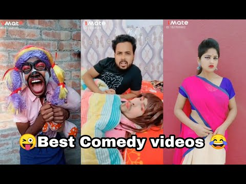 Best  Funny comedy Videos 😁😂 | Latest Today Viral Videos | New Trending videos | VMate