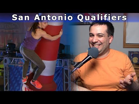 San Antonio Qualifiers - American Ninja Warrior 9 Review