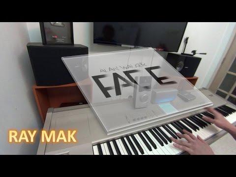 Alan Walker - Faded Piano by Ray Mak