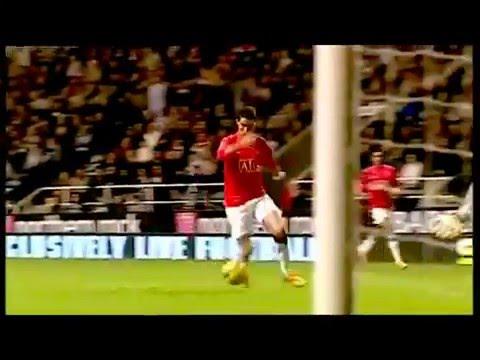 07/08 Cristiano Ronaldo Goals Compilation