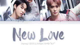 "Gambar cover Doyoung & Jaehyun (김동영 & 정재현) ""NCT"" - New Love (HAN ROM PT-BR - Tradução/Legendado ""Color Coded"")"