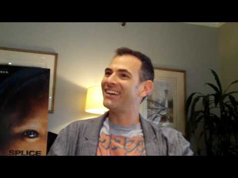 SPLICE director Vincenzo Natali  with Bigboy.com  Part 1