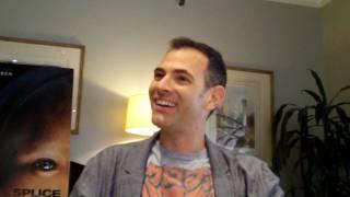 SPLICE Director Vincenzo Natali Interview With Bigfanboy.com - Part 1