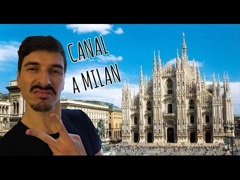 Canal a Milan - Canal a Milano