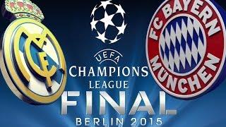 Pro Evolution Soccer 2015 - Uefa Champions League Final | 1080p 60fps
