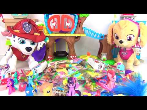 Lots of Easter Eggs with Peppa Pig, Paw Patrol & Finding Dory