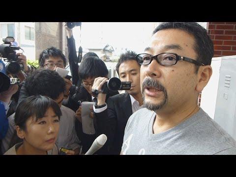 AKB川栄さんら「容体は安定」 劇場支配人、病院前で状況説明