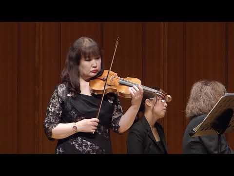 フランク ヴァイオリンソナタ第1・2楽章 中村ゆかり 藤井一興 Franck Sonate Ⅰ・Ⅱ Yukari Nakamura(Vn) Kazuoki Fujii(Piano) LIVE