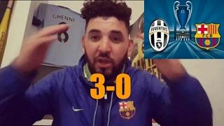 JUVENTUS VS BARÇA 3-0 LE DEBRIEF