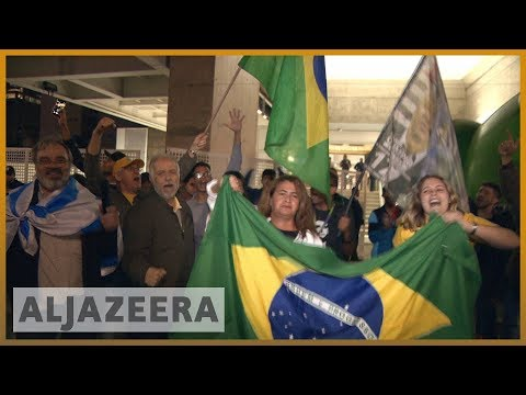 🇧🇷 Bolsonaro and Haddad go to second round in presidential election | Al Jazeera English