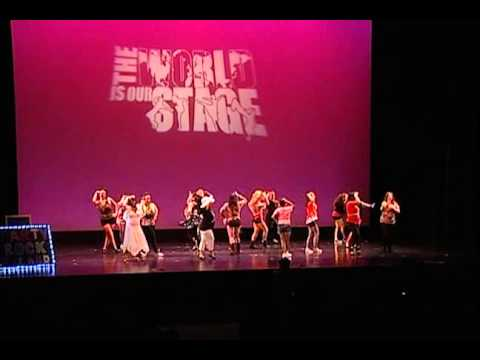 Family Dance - The World Is Our Stage JVDC Recital 2012