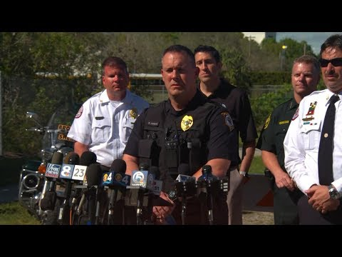 Florida school shooting: Broward county officials give updat