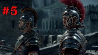 RYSE: Son of Rome Walkthrough Part 5 - New Centurion (Xbox One: 1080P) **NO COMMENTARY**