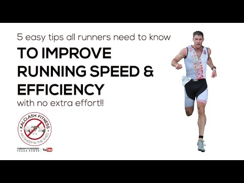 5 easy running tips every runner should know to improve your running technique, speed and distance