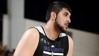 Sim Bhullar in Summer League