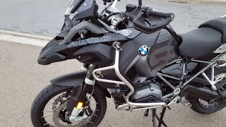 bmw gs 1200 adventure lc triple black 2017