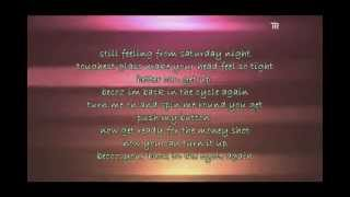 cycle by trap_6 ea cricket 2007 ost with lyrics onscreen.wmv