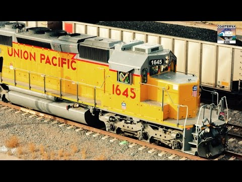 Union Pacific Trains!