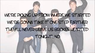 Big Time Rush - Get Up (with Lyrics)