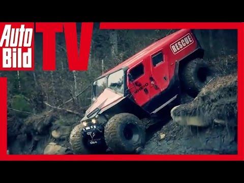 Ghe-O Rescue - Der Offroad-Retter