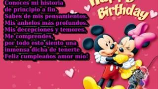 Cepillin Feliz Cumpleaños amor 2012