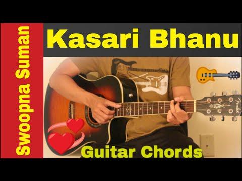 Kasari Bhanu - Guitar Chords | Lesson