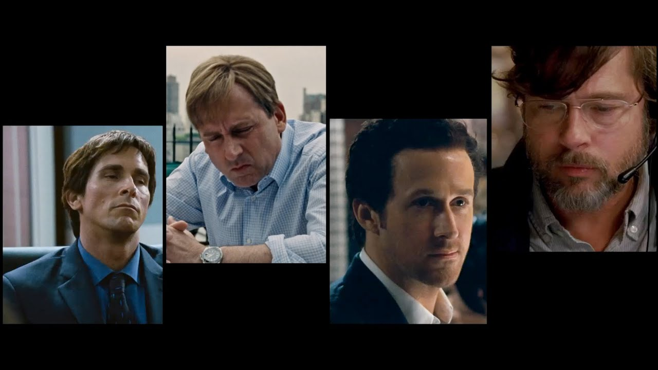 "画像: The Big Short - Trailer #2 ""Screwed"" (2015) - Paramount Pictures youtu.be"